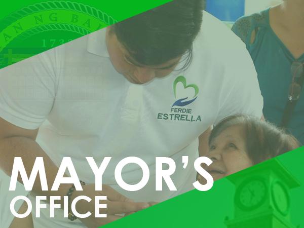 Mayor's Office - Baliwag, Bulacan