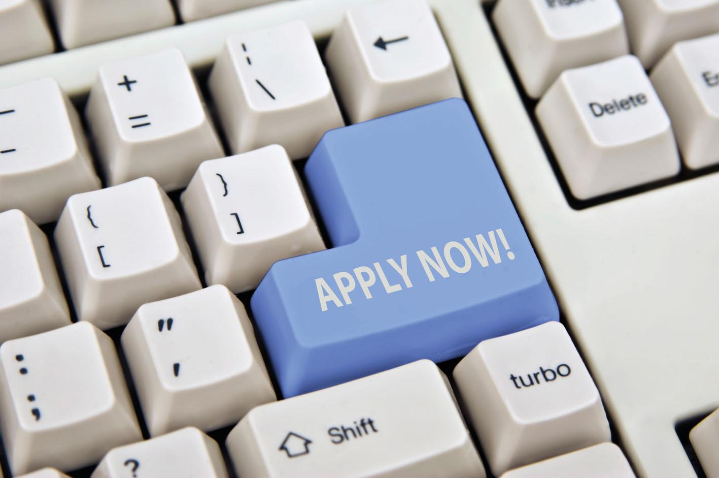 Online Application, Ikinasa para sa mas  madaling proseso