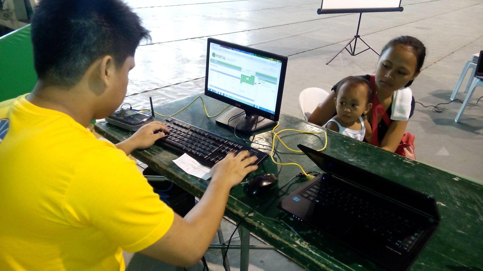 Computerized Profiling ng mga Batang Baliwagenyo, Sinimulan na