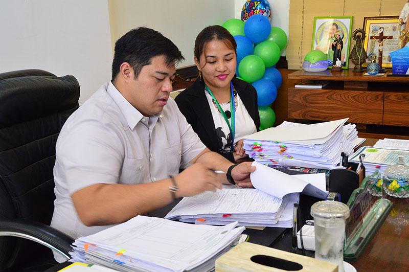 Courtesy Call – Mayor of Cagayan