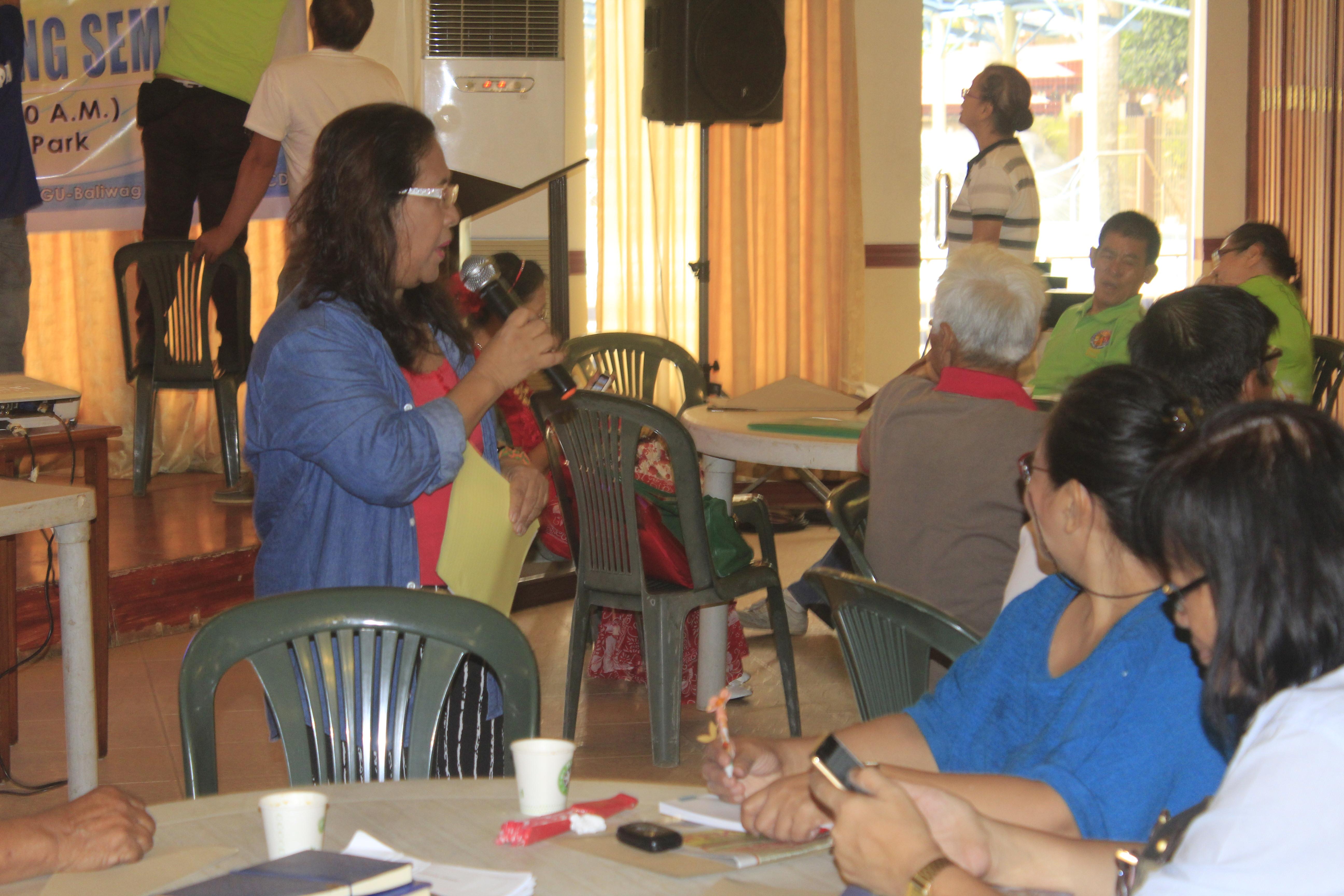 BMCDC Seminar May 18, 2017