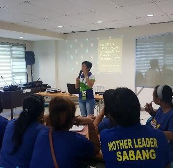 235 na Mother Leaders ng Baliwag, sumailalaim sa Capability Development Seminar on Nutrition Program