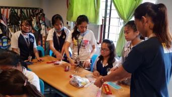 Environmental Education Caravan sa Baliwag Climate Change Center