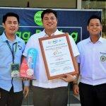 Mga Baliwagenyong Nagkamit ng Karangalan, Kinilala ni Mayor Ferdie