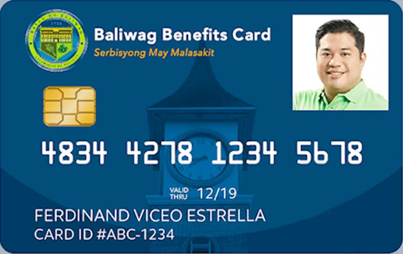 Baliwag Benefits Card