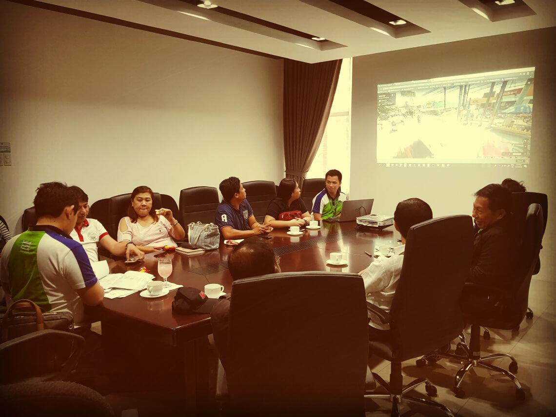Inter-Agency Meeting Isinagawa ukol sa mga Pagbaha.