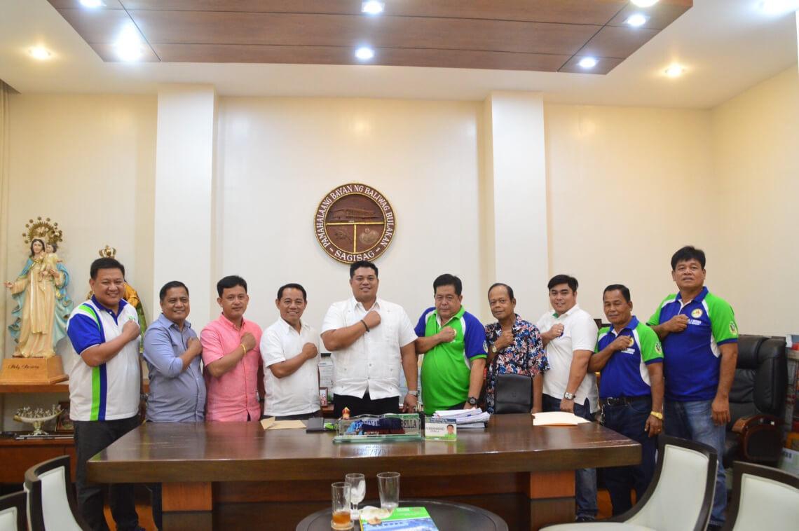 Brgy. Captain Ricky Romulo ng Tiaong, Bagong ABC President ng Baliwag