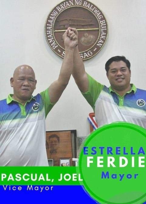 Mayor Ferdie at Kon. Joel, Naghain ng Kandidatura sa ilalim ng PDP Laban