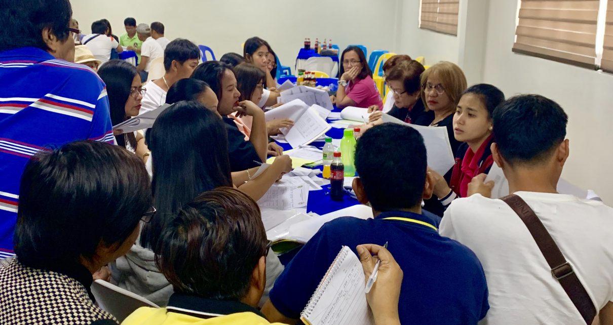 Plano Ng Barangay (BDRRMP) Siniyasat Ng Office Of The Civil Defense